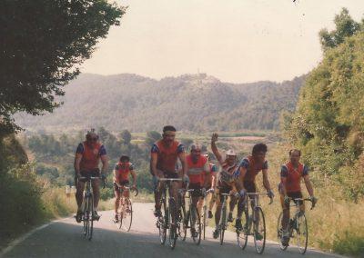 Sortida Gelida Juny 1987