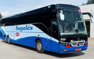 Autocars Sagalés donarà un autobús pel circuit de ciclisme