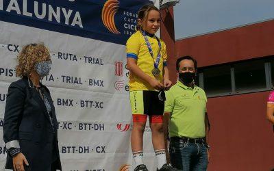 Dèbora Gàlvez guanya el Campionat de Catalunya 2020