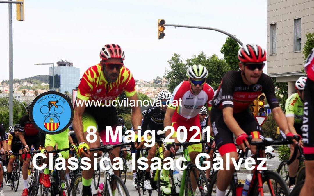 Clàssica Isaac Gálvez 2021