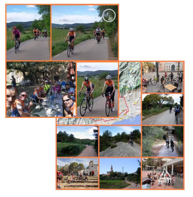 El 30/5 s'inicia el calendari cicloturista UCV 2021