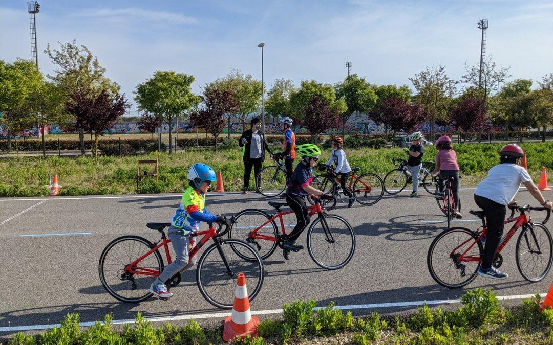Extraescolars 21-22 a la Unió Ciclista Vilanova